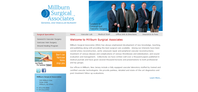 Millburn Surgical Associates