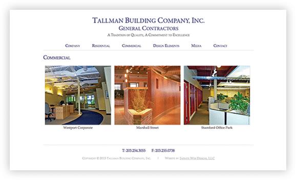 Tallman Building Company