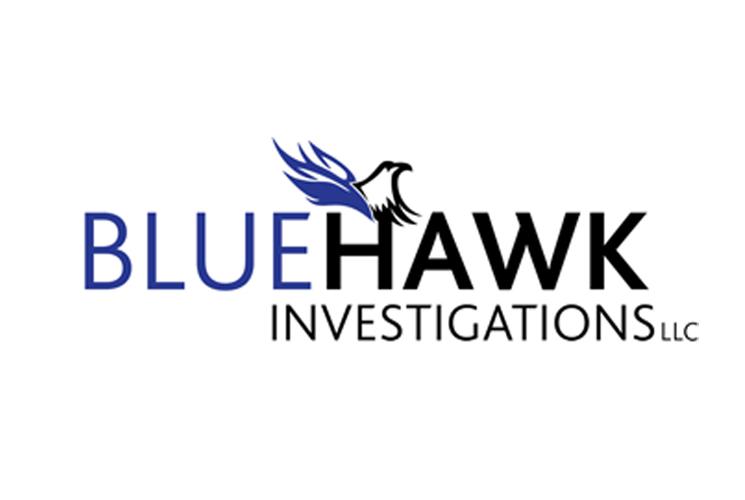 Blue Hawk Investigations Logo