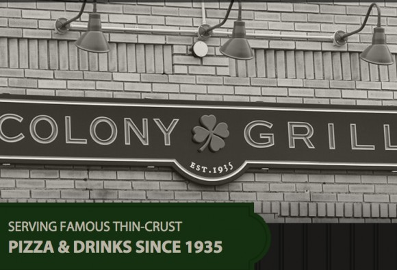 Colony Grill Logo