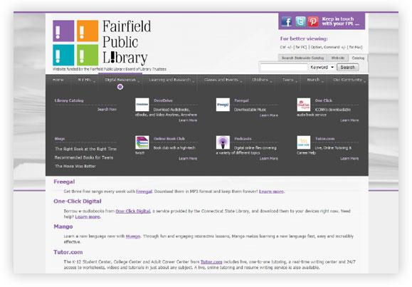 Fairfield Public Library