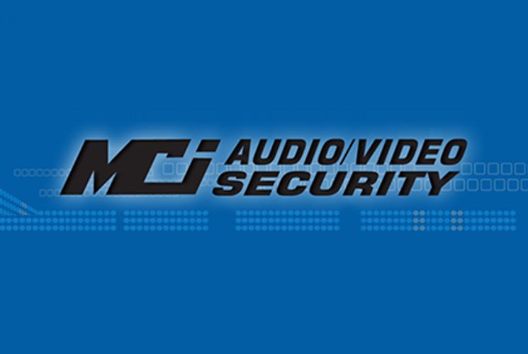 MCi Audio/ Video Security Logo