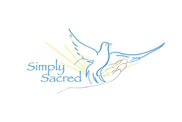 Simply Sacred Logo