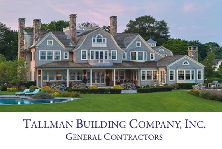 Tallman Building Co. Logo