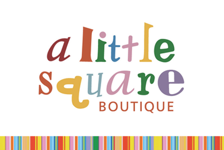 A Little Square Boutique Logo