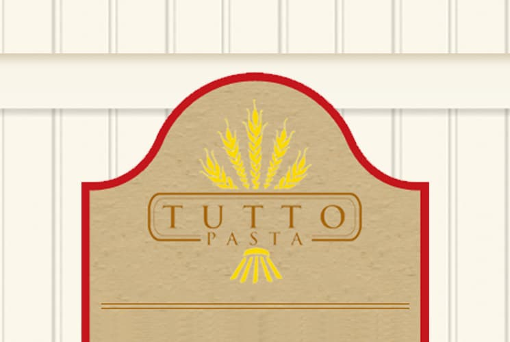 Tutto Pasta Logo