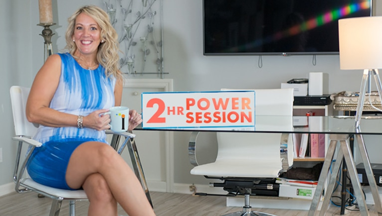 Amy DeLardi Power Session | Marketing Consultant