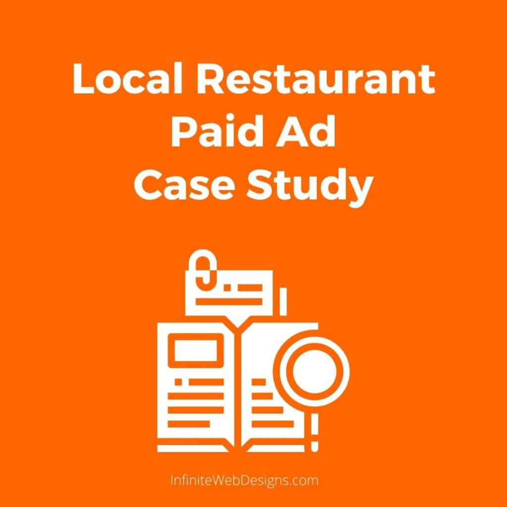 Local Restaurant Google Ads Case Study